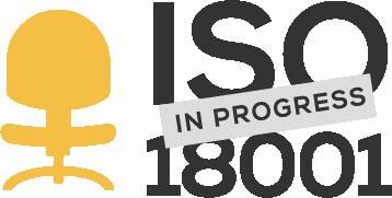 ISO 18001 - In progress!